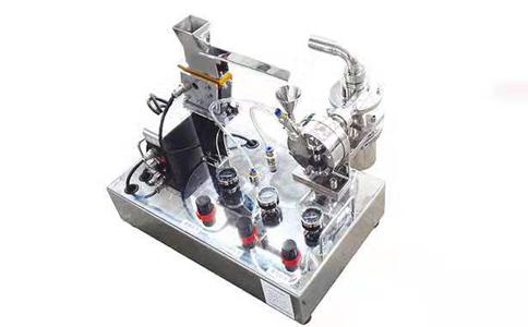 GTM-50型气流全陶瓷粉碎机组