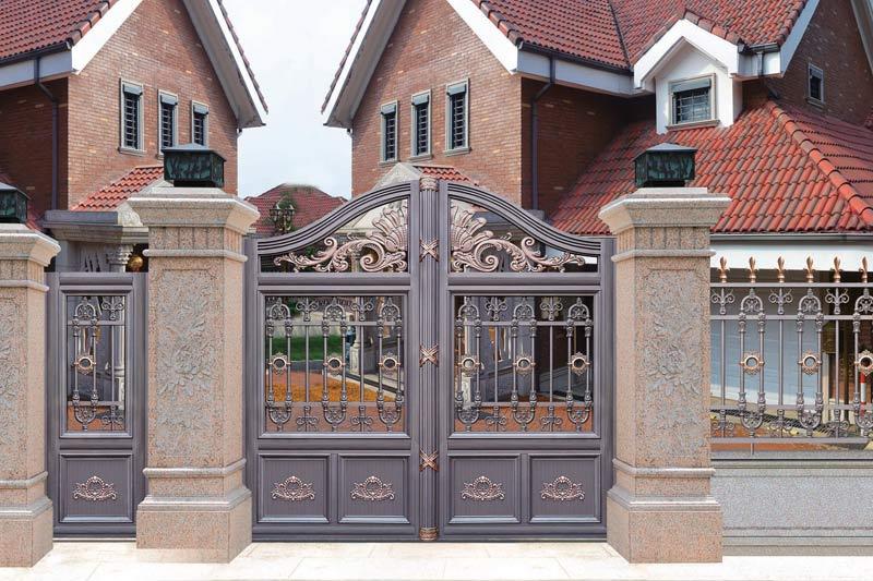 品质庭院门