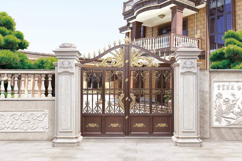 安徽庭院门