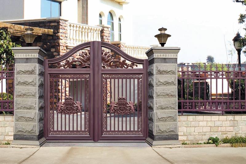 衢州庭院门
