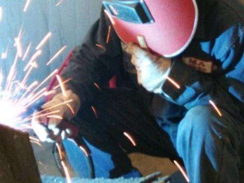 氩弧焊焊接加工