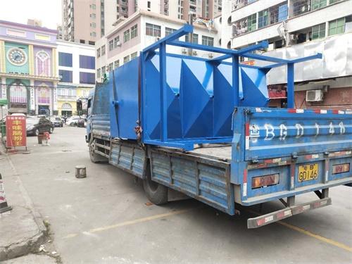 环保污水处理箱体