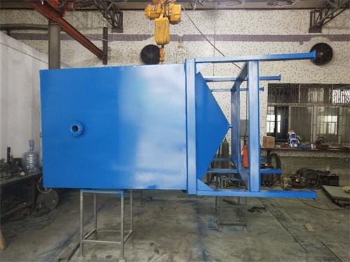 环保污水处理箱体焊接