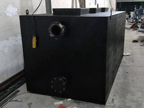 污水处理箱体工艺
