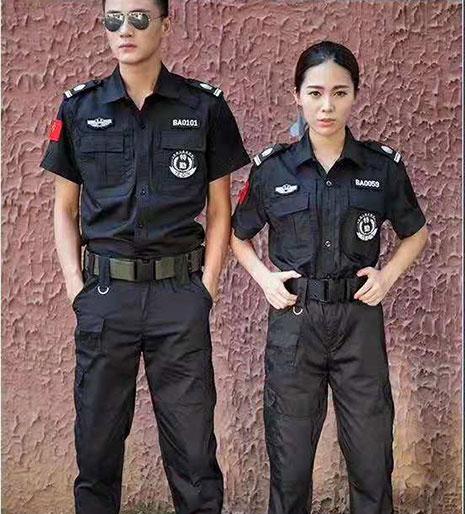 夏季保安服