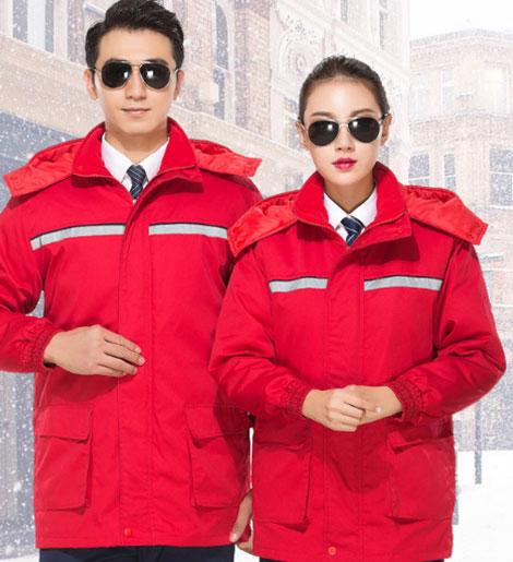 冬季防寒服