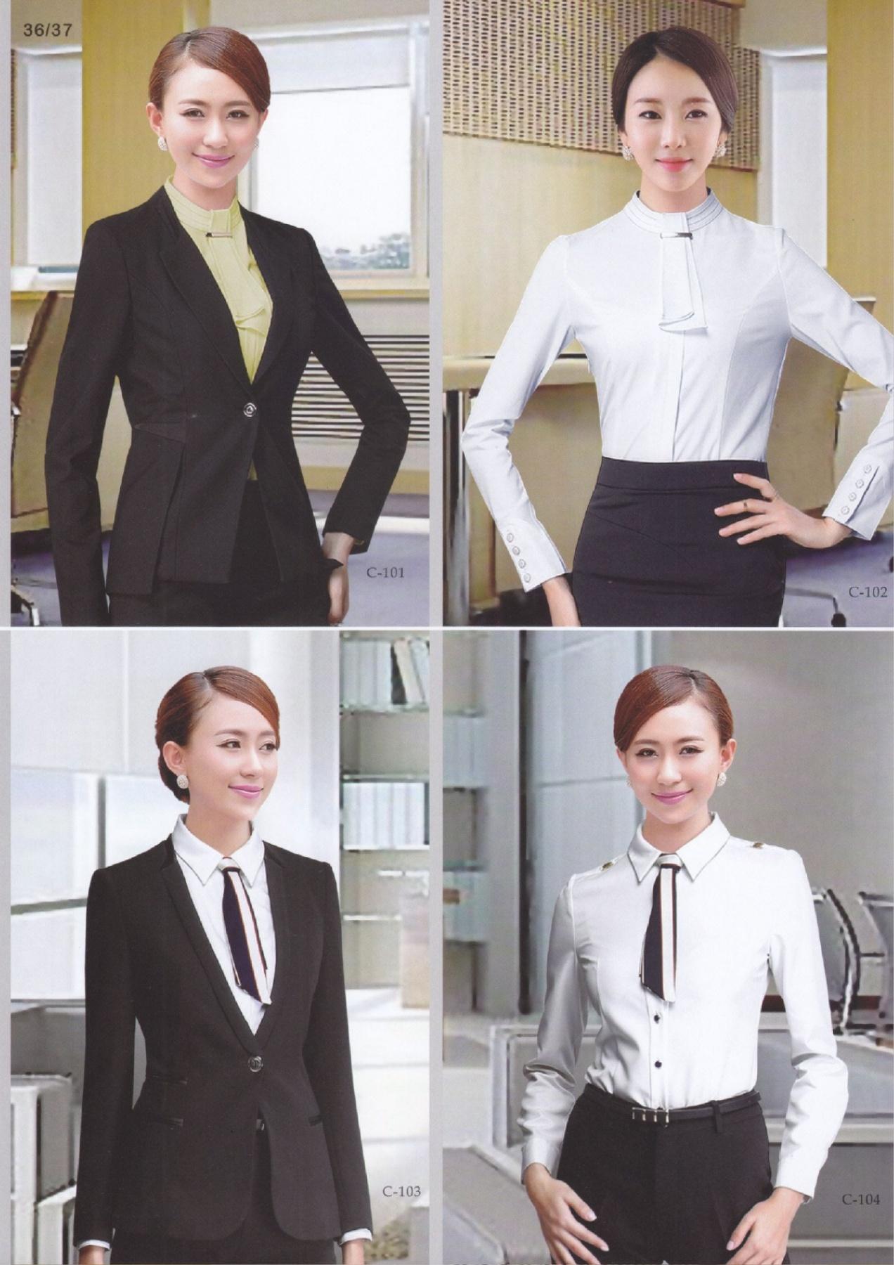 女士职业西服