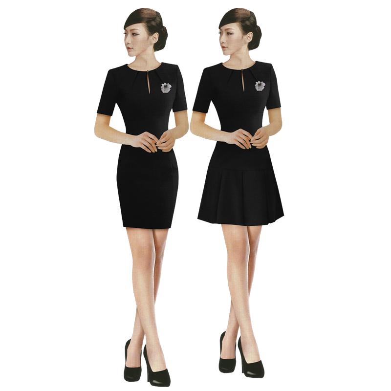 促销员服装