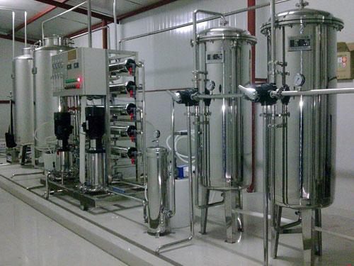 触摸屏行业超纯水设备