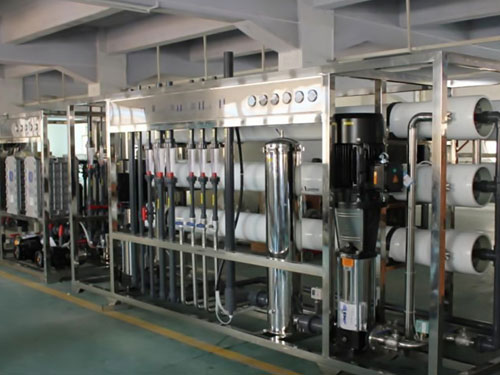电容、电阻超纯水设备