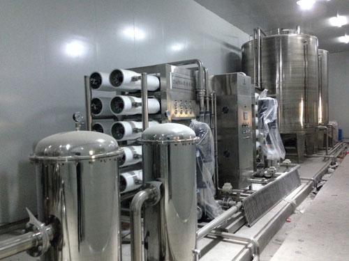精细化工超纯水设备