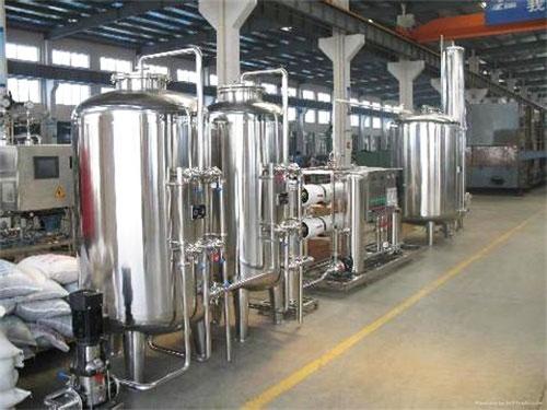 生物实验室纯化水设备