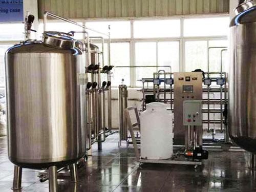 兽药厂纯化水设备