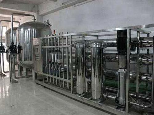 辅料纯化水设备