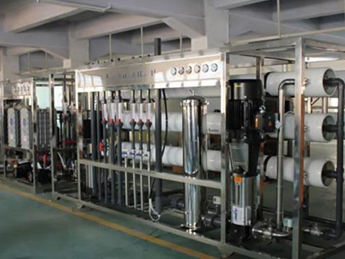 电子行业纯水设备