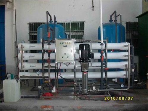 涂料行业纯水设备