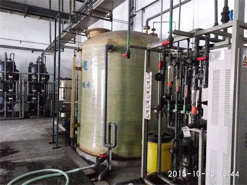 化工去离子水设备