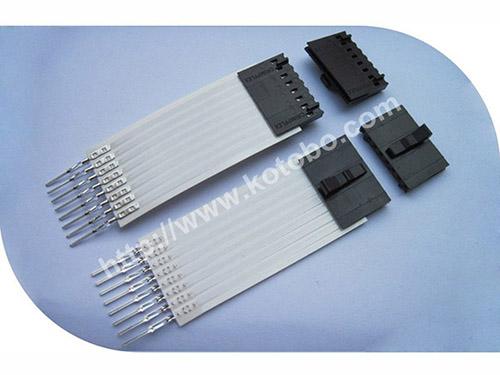 单排带卡扣组件线