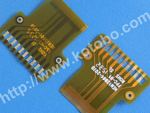 FPC 单面柔性线路板