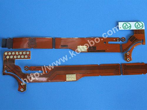 FPC双层柔性线路板