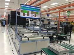 5G产品生产智能线
