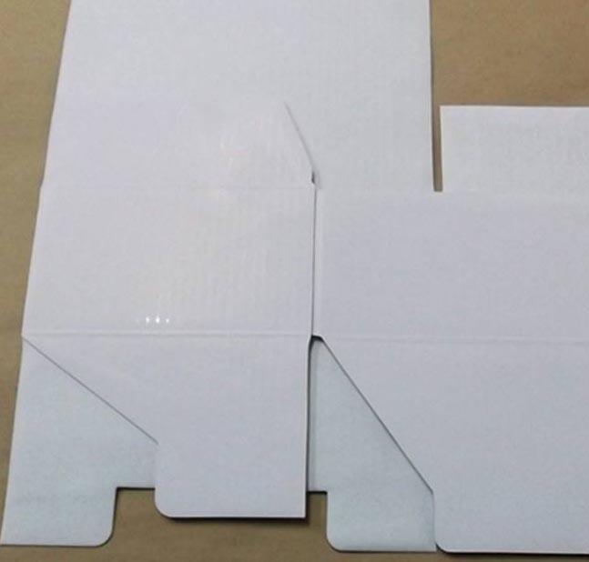 三層白板紙