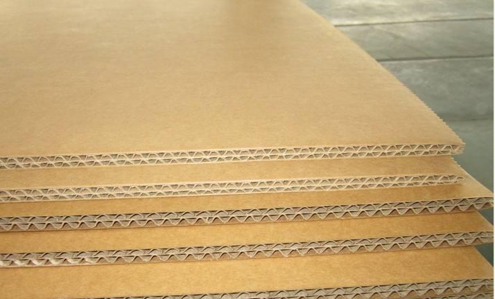 無錫五層瓦楞紙板