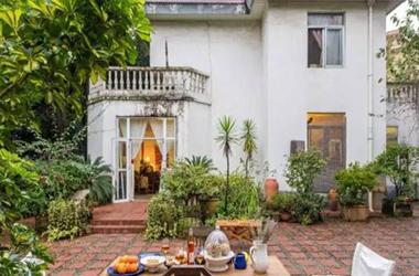 别墅庭院景墙