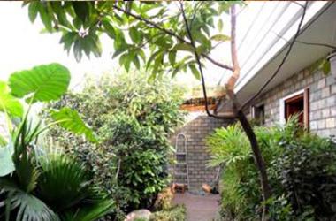 私家花园景观施工