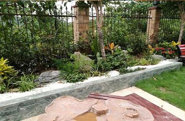 �U�家花园造景