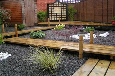 私家花園建設