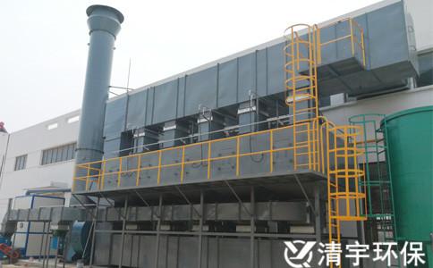 工业废气燃烧净化处理器