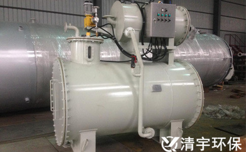 新型陆用油水分离器