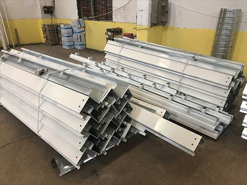 安全防护活动板房材料