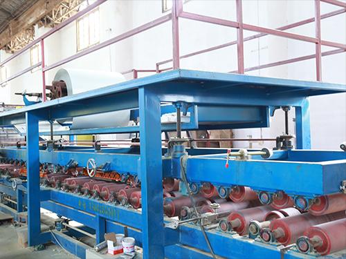 岩棉板生产机