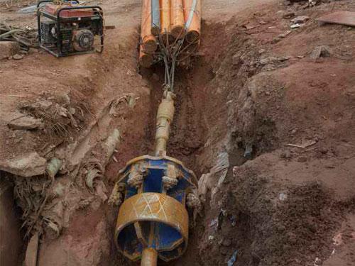 非开挖钻机工程