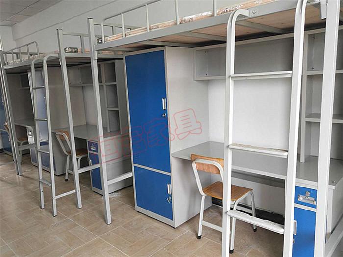 雙門獨立公寓床