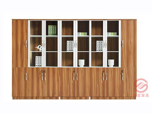 木制文件柜 八门