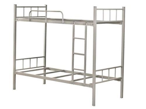 灰白色螺丝安装方管床