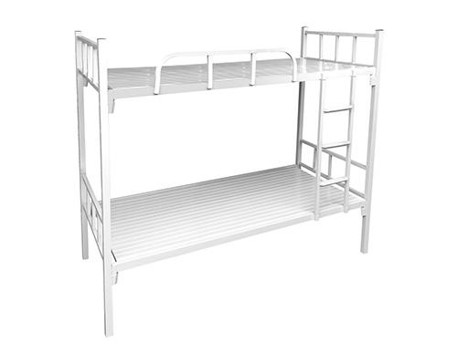 灰白铁板直管床