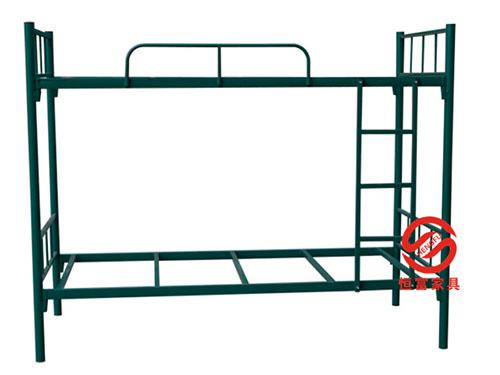 果绿圆直管铁床
