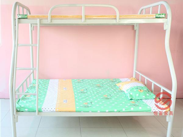1.5米双层子母床(16条横)50管