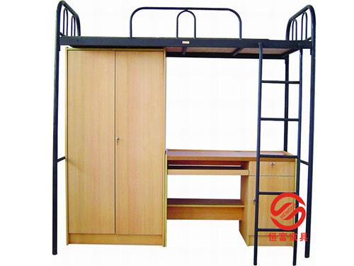 衣柜书台公寓床