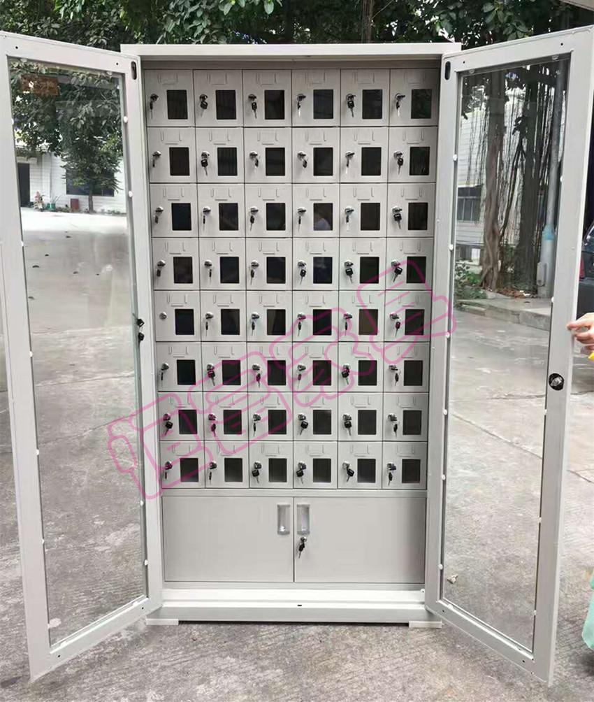 手机存放柜 带门