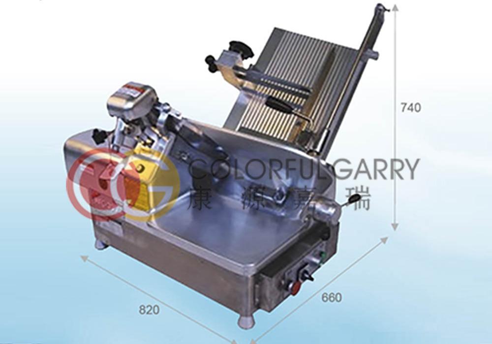 台式冻肉切片机