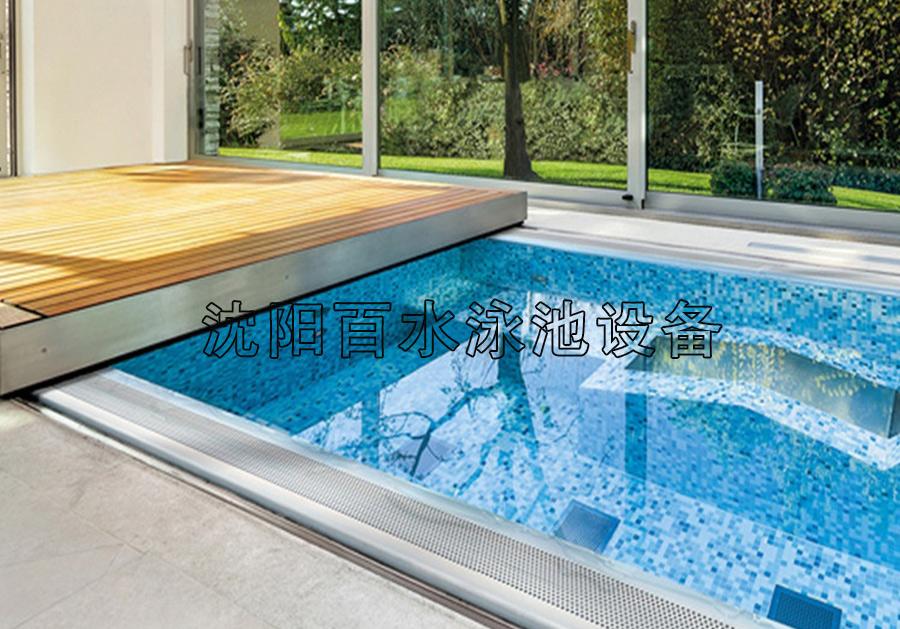 泳池膜盖系统
