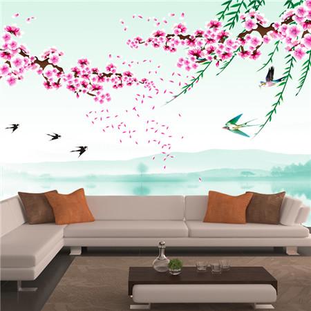 重庆3D背景墙