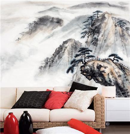重庆背景墙
