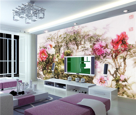 重庆3D背景墙厂家