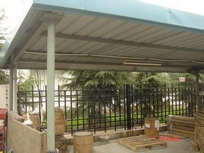 重庆雨棚制作安装